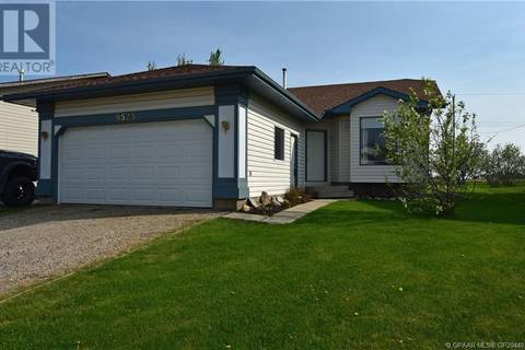 House for sale at 9523 93 Ave Wembley Alberta - MLS: GP204401