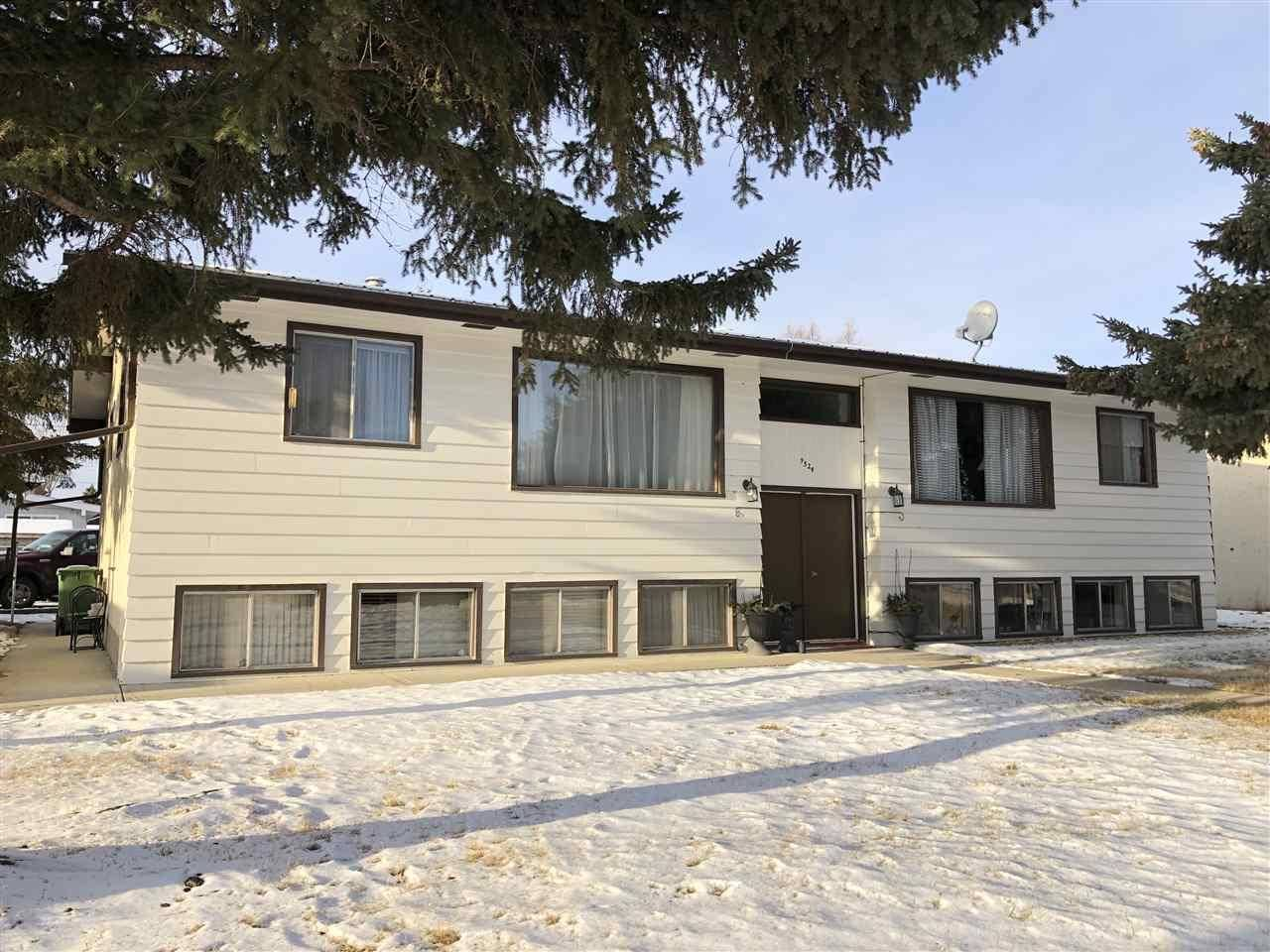 Townhouse for sale at 9524 100 Ave Westlock Alberta - MLS: E4181585
