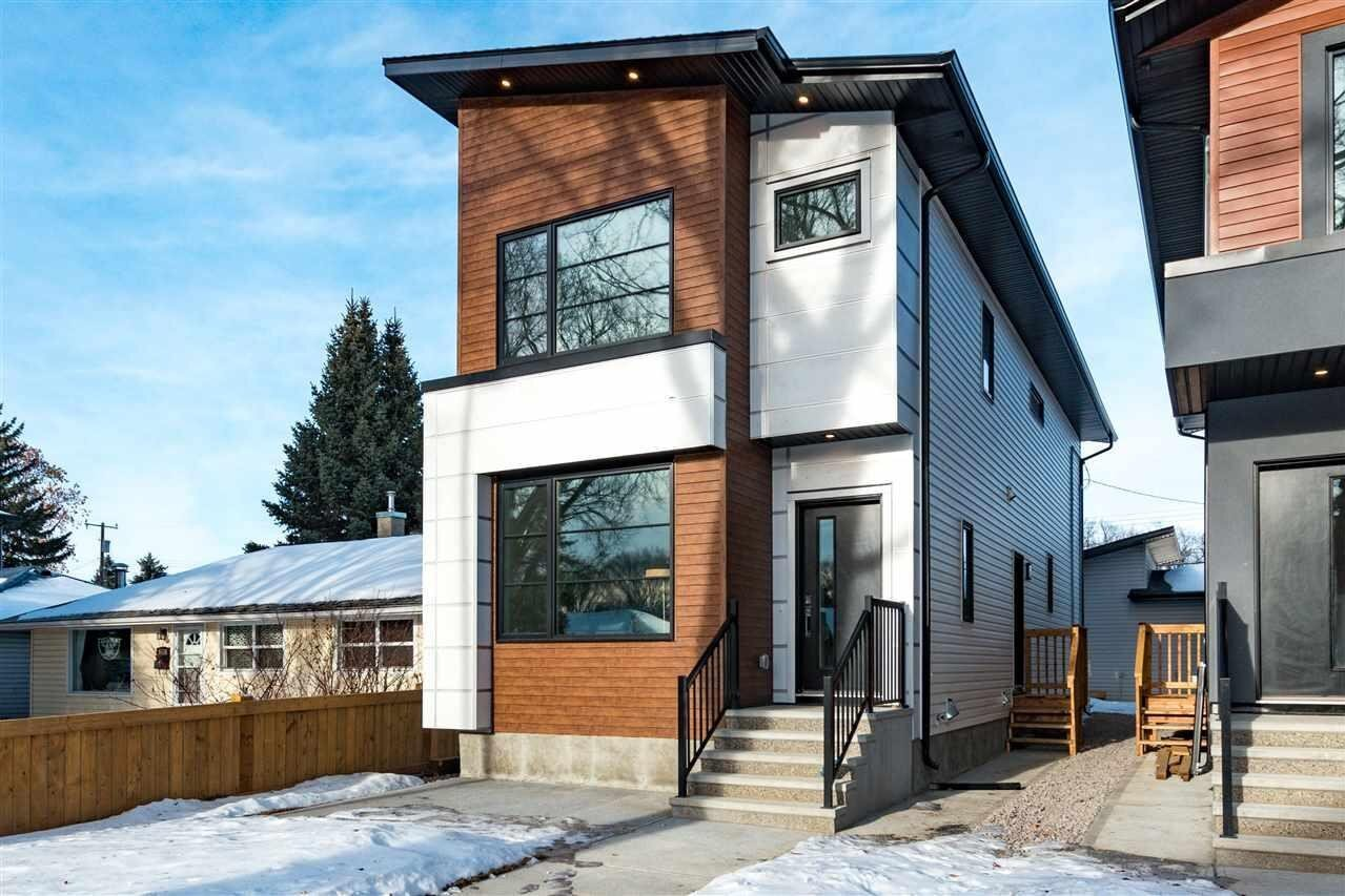House for sale at 9524 71 Av NW Edmonton Alberta - MLS: E4224857