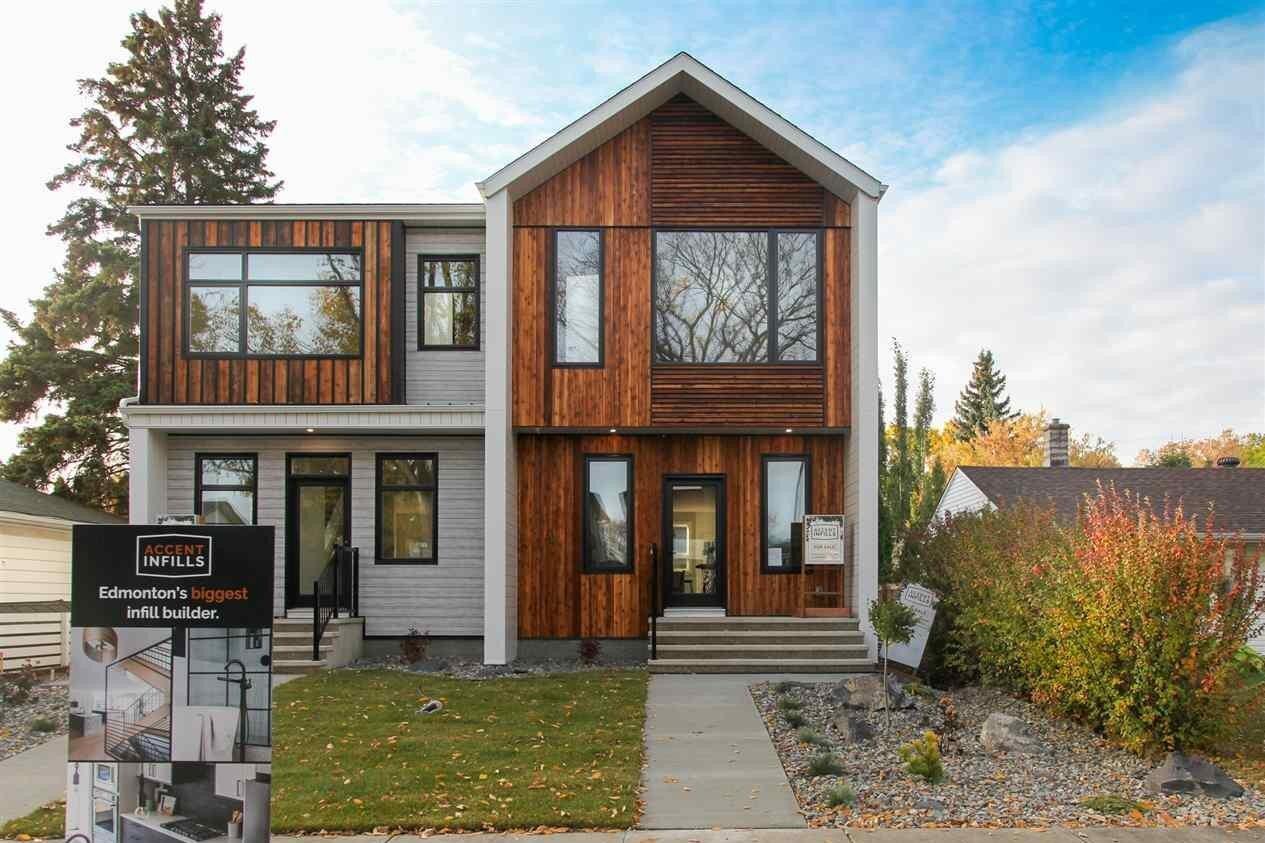 Townhouse for sale at 9525 71 Av NW Edmonton Alberta - MLS: E4220950