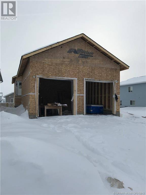 Townhouse for sale at 9527 113 Ave Clairmont Alberta - MLS: GP213912