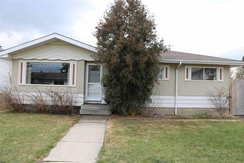 House for sale at 9527 134 Ave Nw Edmonton Alberta - MLS: E4155292