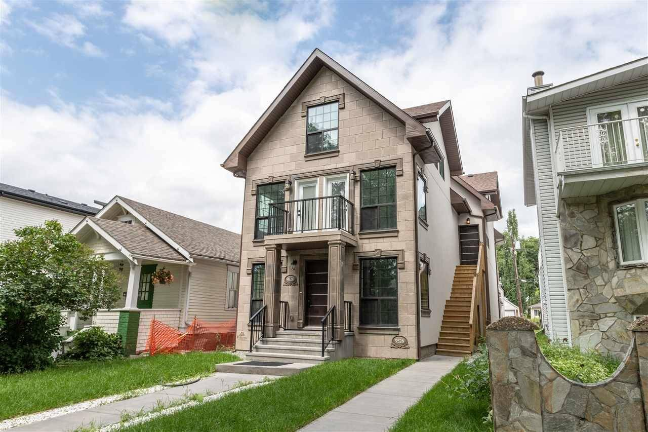 Townhouse for sale at 9528 109a Ave Nw Edmonton Alberta - MLS: E4169286