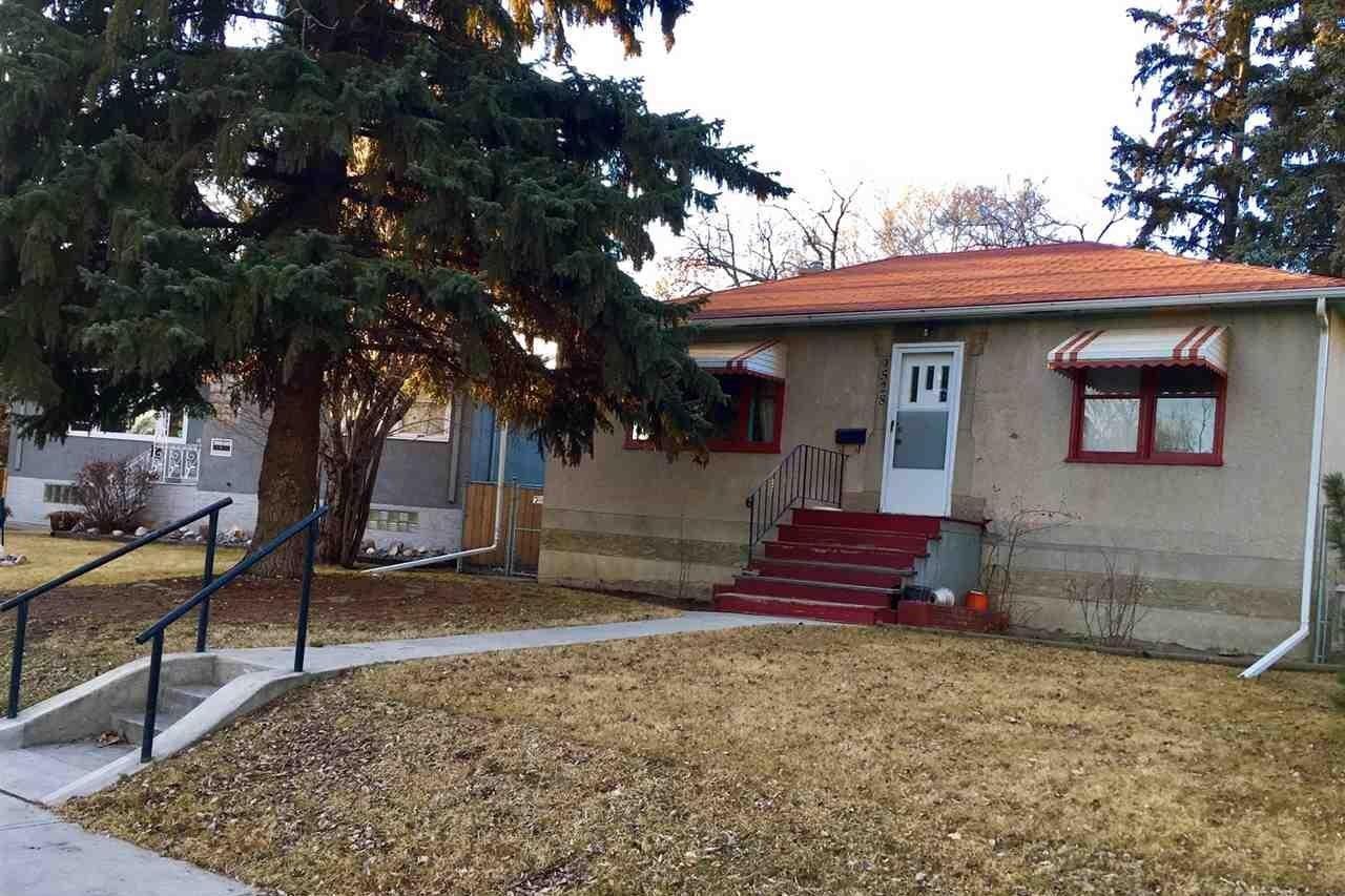 House for sale at 9528 124a Av NW Edmonton Alberta - MLS: E4195698