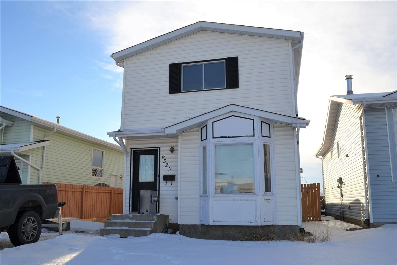 House for sale at 9529 178 Av NW Edmonton Alberta - MLS: E4222223
