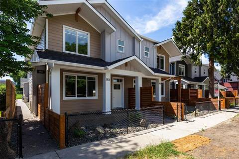 Townhouse for sale at 953 Stockwell Ave Kelowna British Columbia - MLS: 10179731