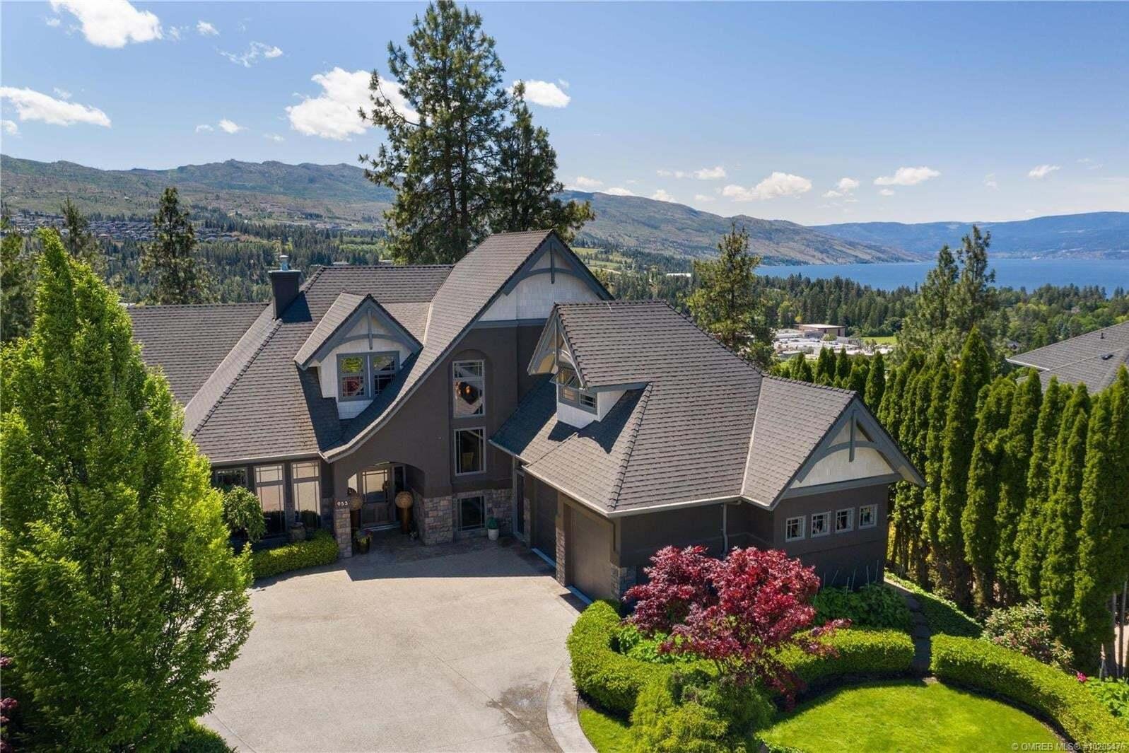 House for sale at 953 Westpoint Dr Kelowna British Columbia - MLS: 10205476