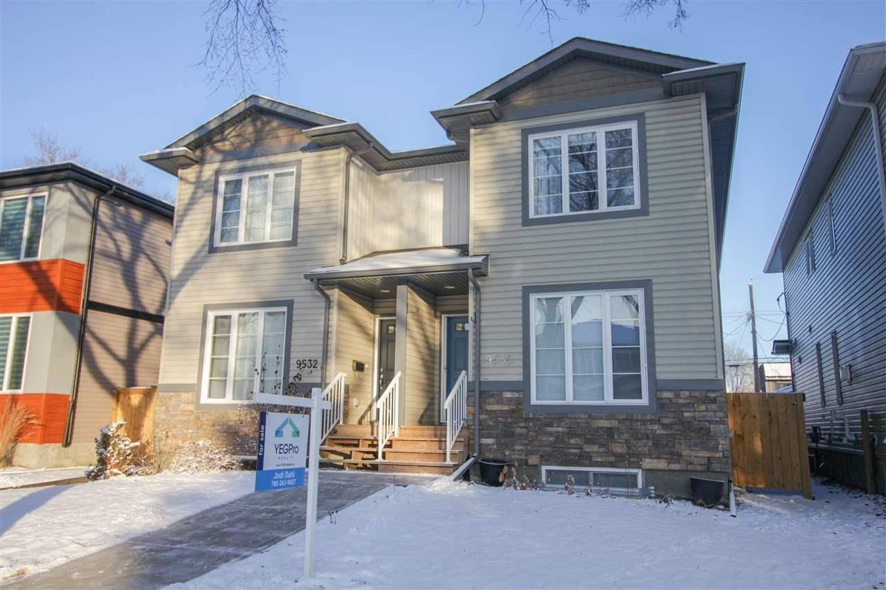 Townhouse for sale at 9530 72 Ave Nw Edmonton Alberta - MLS: E4181482