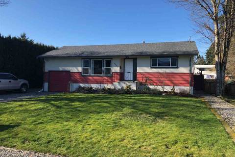 House for sale at 9531 Mcnaught Rd Chilliwack British Columbia - MLS: R2438126