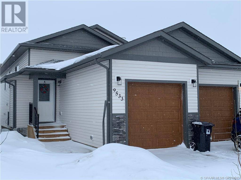 House for sale at 9533 113 Ave Clairmont Alberta - MLS: GP214985