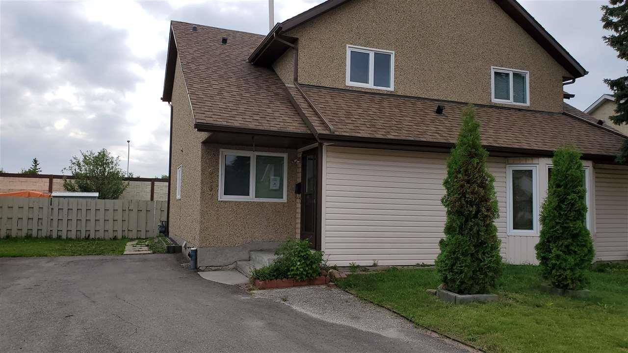 Townhouse for sale at 9537 180a St Nw Edmonton Alberta - MLS: E4170396