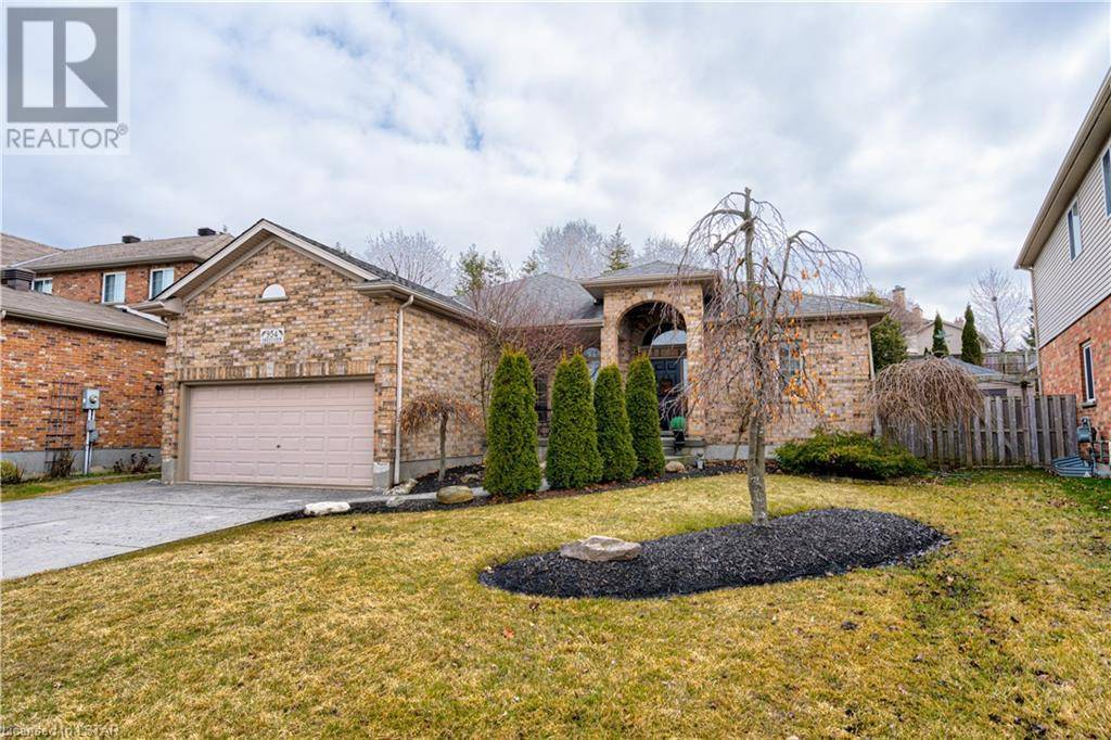 House for sale at 954 Crestview Cres London Ontario - MLS: 252639