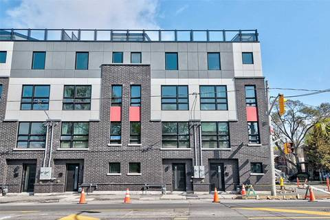 Townhouse for sale at 954 Dundas St Toronto Ontario - MLS: E4456560