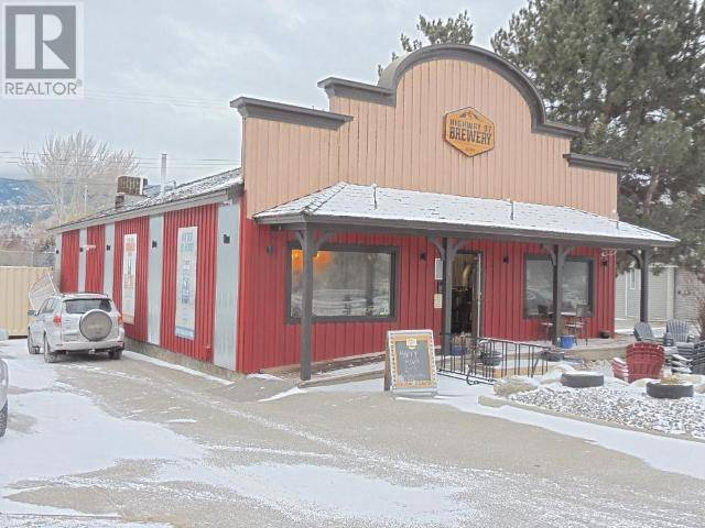 Commercial property for sale at 954 Eckhardt Ave W Penticton British Columbia - MLS: 182133