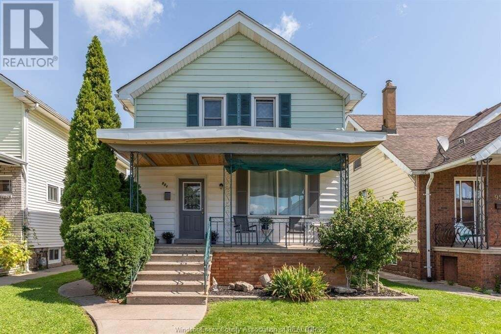 House for sale at 954 Elsmere Ave Windsor Ontario - MLS: 20012392