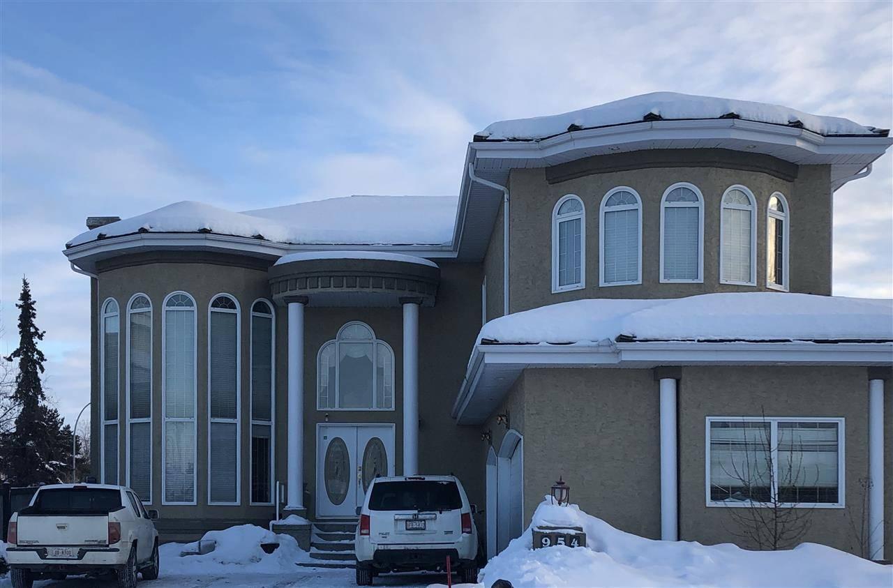 House for sale at 954 Heacock Rd Nw Edmonton Alberta - MLS: E4188410