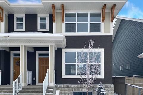 Townhouse for sale at 954 Mahogany Blvd Southeast Calgary Alberta - MLS: C4228435