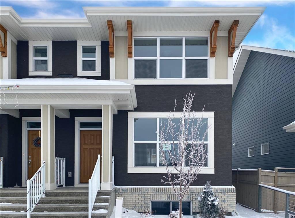Townhouse for sale at 954 Mahogany Blvd Se Mahogany, Calgary Alberta - MLS: C4228435
