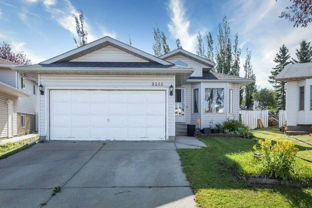 House for sale at 9540 177 Av NW Edmonton Alberta - MLS: E4211564