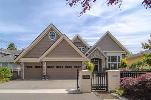 House for sale at 9540 Piermond Rd Richmond British Columbia - MLS: R2406264