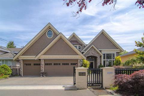 House for sale at 9540 Piermond Rd Richmond British Columbia - MLS: R2431187