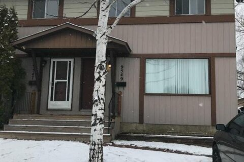 Townhouse for sale at 9549 74  Ave Grande Prairie Alberta - MLS: A1045909