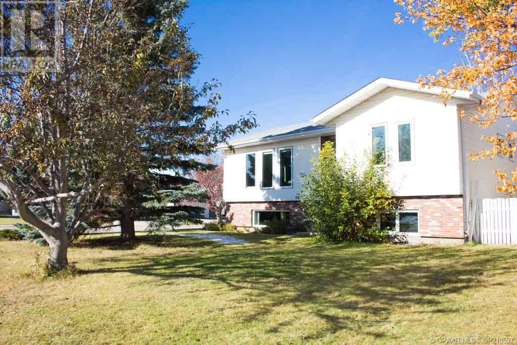 House for sale at 9554 63 Ave Grande Prairie Alberta - MLS: GP210597