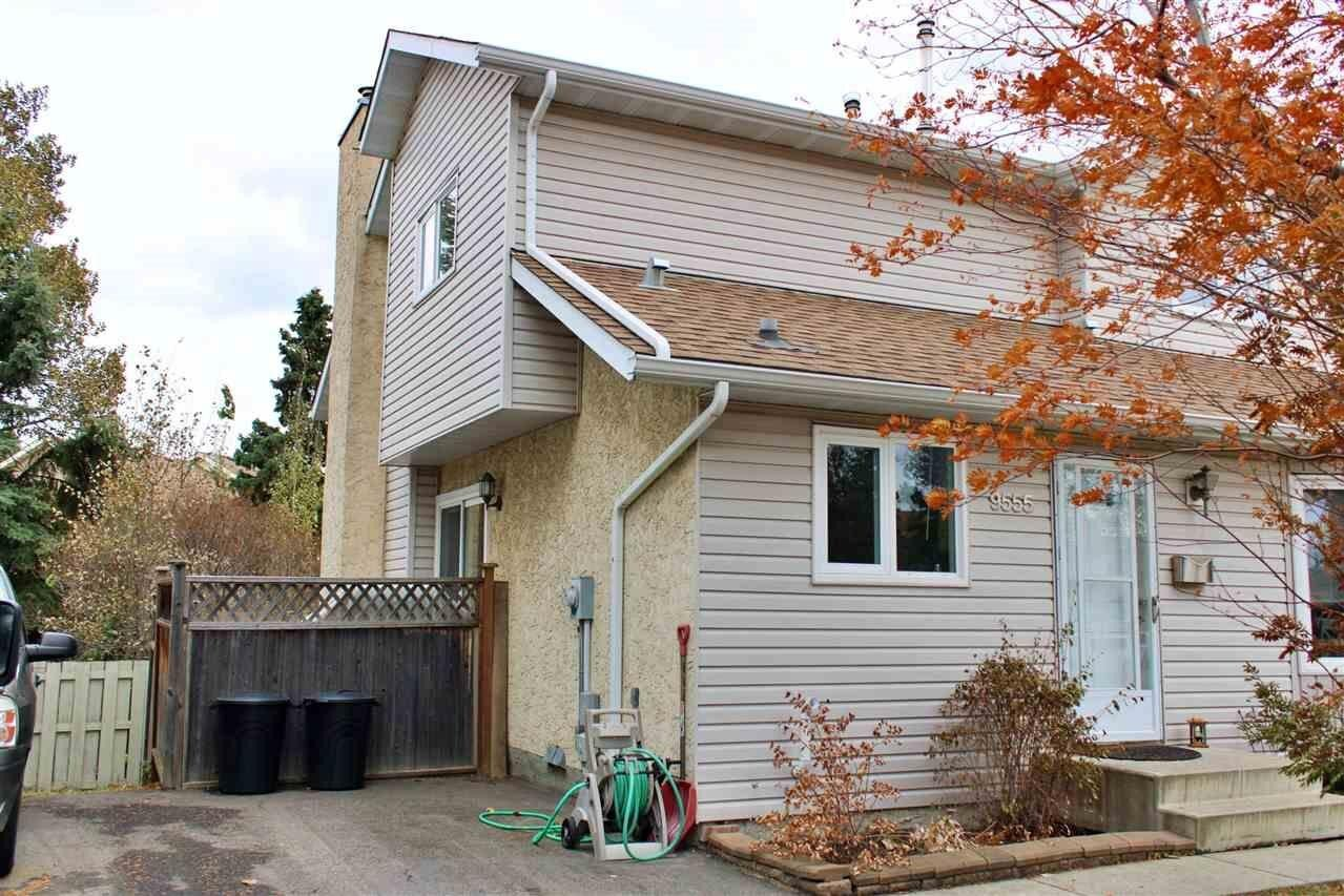Townhouse for sale at 9555 180a St NW Edmonton Alberta - MLS: E4219500