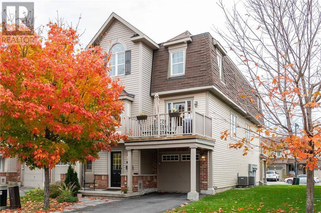 Townhouse for sale at 956 Messor Cres Ottawa Ontario - MLS: 1172485