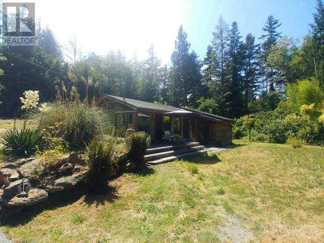 House for sale at 957 Berry Point Rd Gabriola Island British Columbia - MLS: 459022