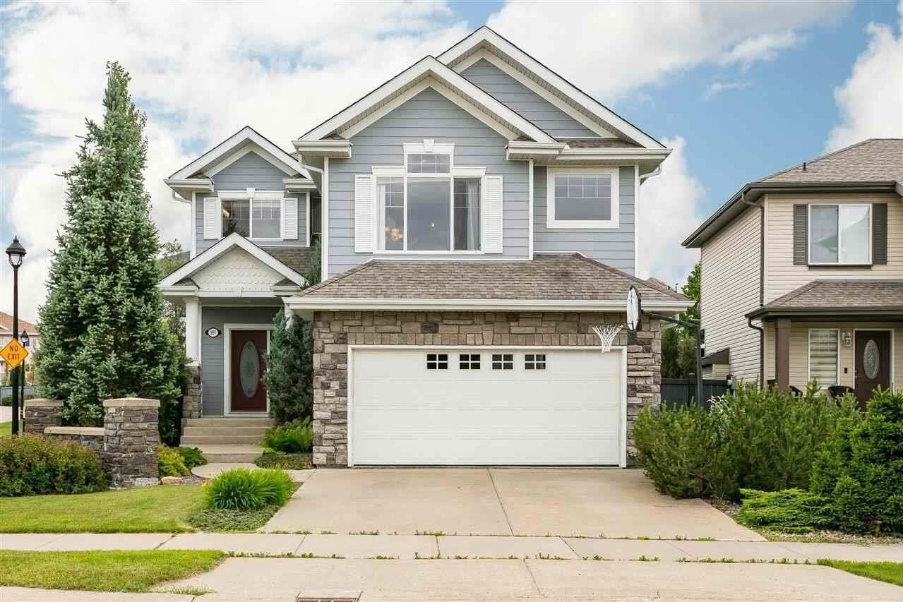 House for sale at 957 Blackmud Creek Cr SW Edmonton Alberta - MLS: E4205667