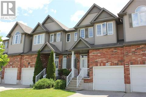 Townhouse for sale at 957 Creekside Dr Waterloo Ontario - MLS: 30743893