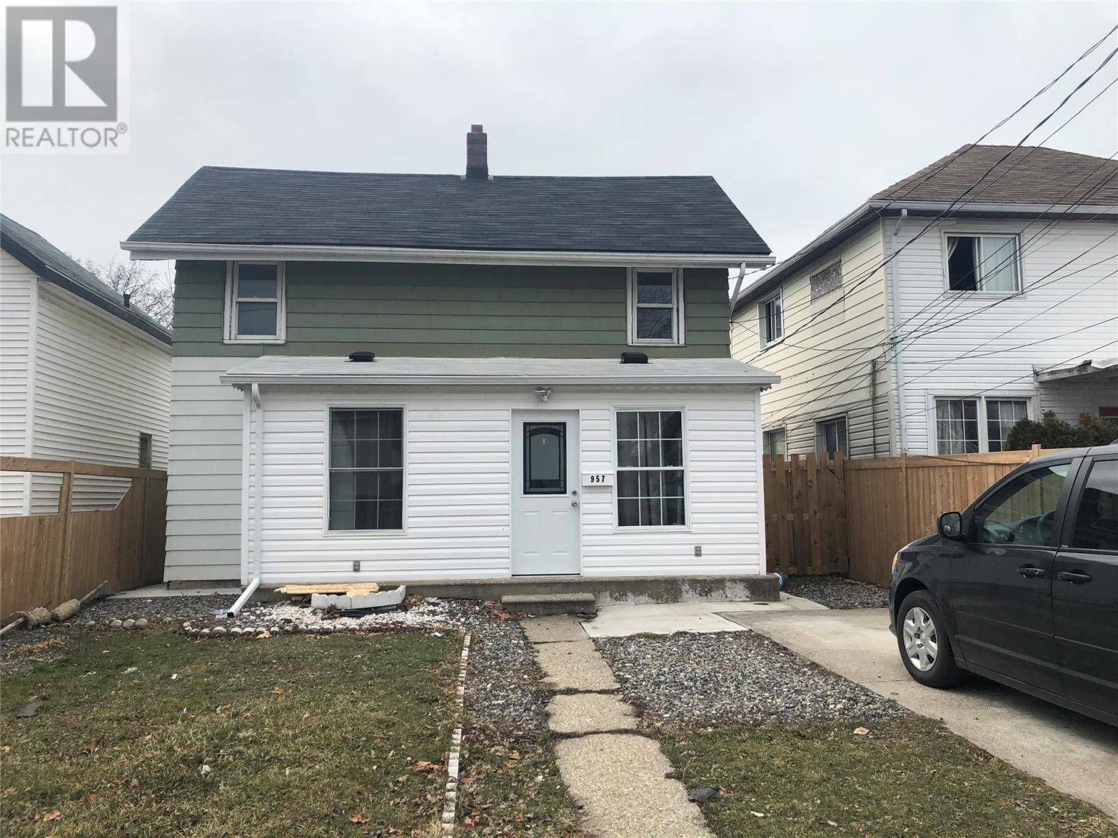 House for sale at 957 Maisonville  Windsor Ontario - MLS: 20003830