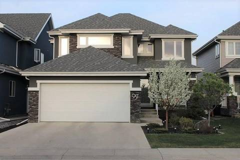 House for sale at 957 Summerside Li Sw Edmonton Alberta - MLS: E4150709