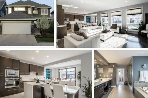 House for sale at 957 Summerside Li Sw Edmonton Alberta - MLS: E4162238