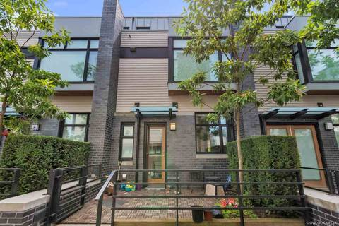 Townhouse for sale at 957 46th Ave W Vancouver British Columbia - MLS: R2360260