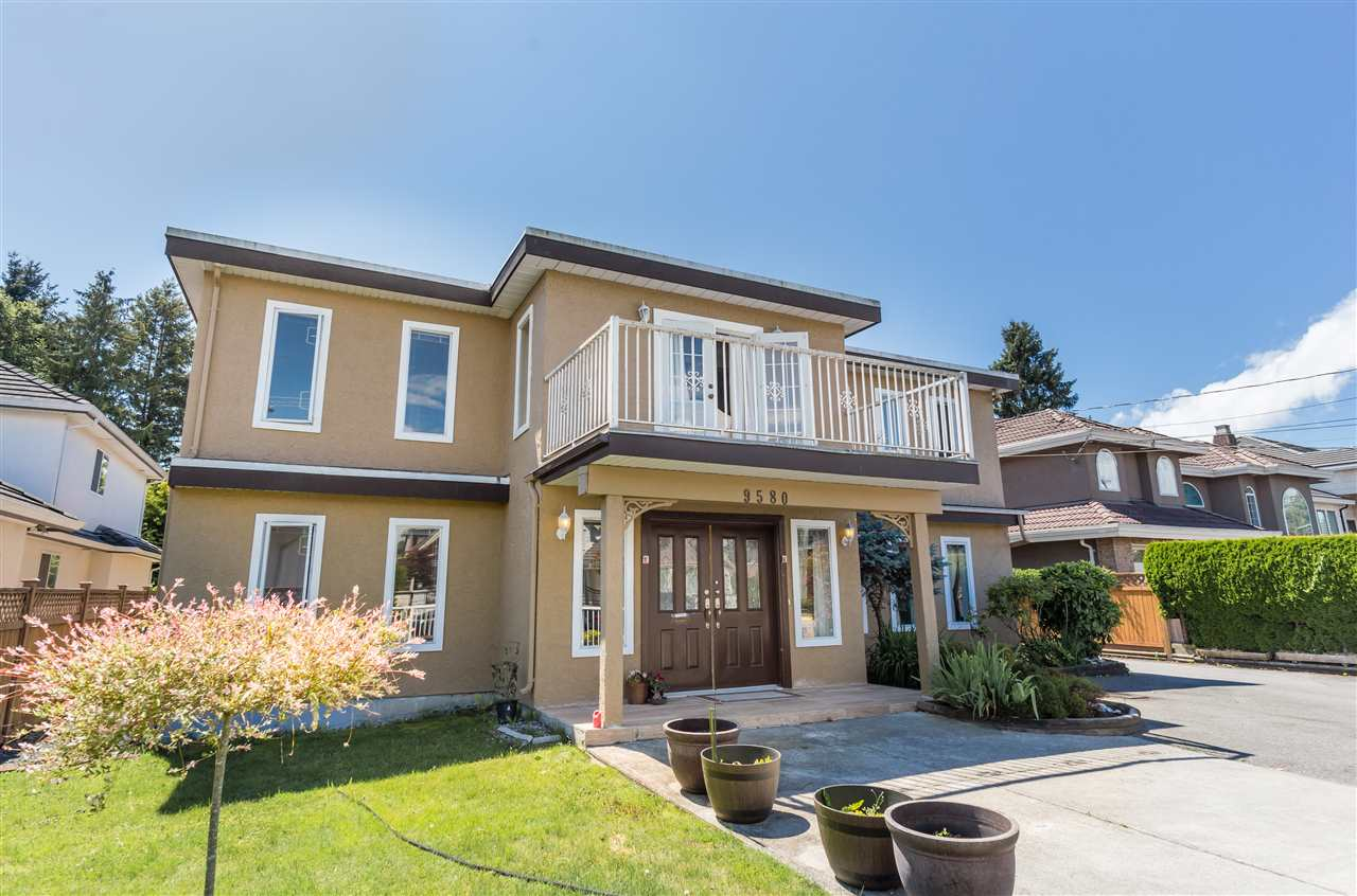 Sold: 9580 Saunders Road, Richmond, BC