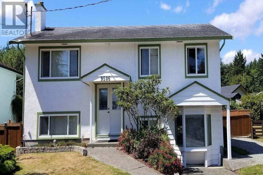 House for sale at 9586 Epco  Sidney British Columbia - MLS: 851477