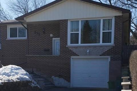 House for sale at 959 Florell Dr Oshawa Ontario - MLS: E4711957