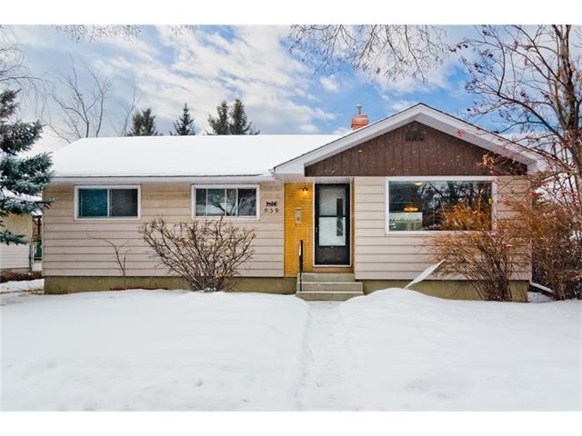 Sold: 959 Northmount Drive Northwest, Calgary, AB