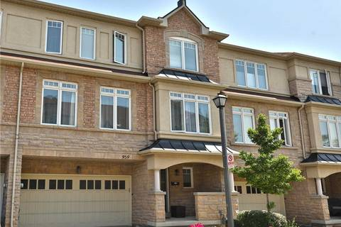 Townhouse for sale at 959 Toscana Pl Mississauga Ontario - MLS: W4499323