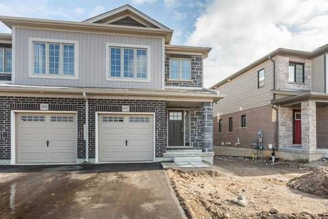 Townhouse for rent at 135 Hardcastle Dr Unit 96 Cambridge Ontario - MLS: X4609260