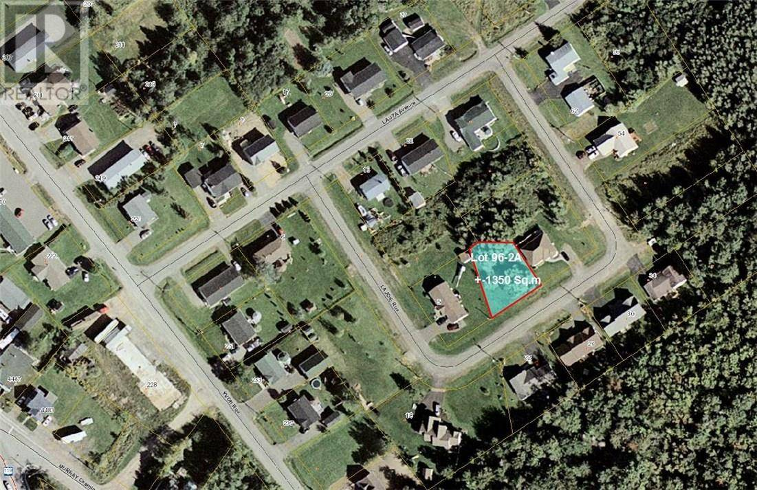 Residential property for sale at Lot 96-2 Lajoie  Unit 96-2 St. Antoine New Brunswick - MLS: M122326