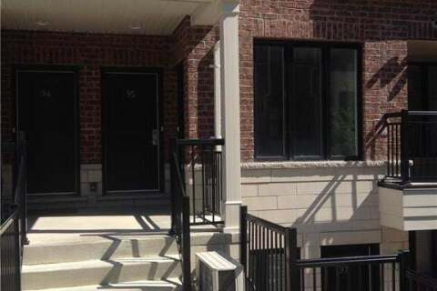 Townhouse for sale at 30 Carnation Ave Unit 96 Toronto Ontario - MLS: 40023815