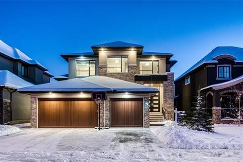 House for sale at 96 Aspen Summit Circ Southwest Calgary Alberta - MLS: C4277802