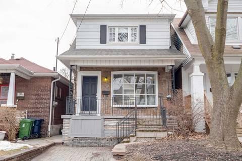 House for sale at 96 Bastedo Ave Toronto Ontario - MLS: E4702229