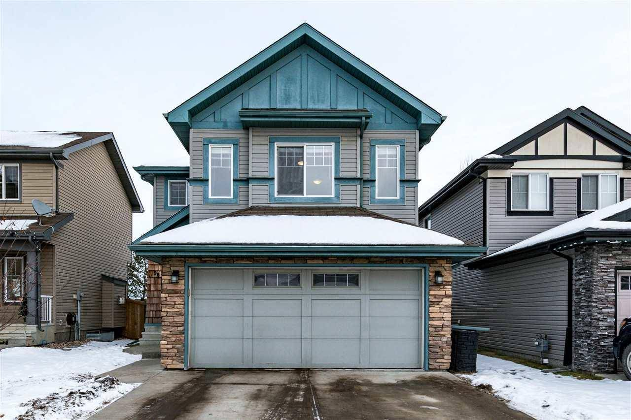 House for sale at 96 Becker Cres Fort Saskatchewan Alberta - MLS: E4183234