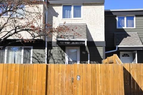 Townhouse for sale at 96 Belmead Gdns Nw Edmonton Alberta - MLS: E4151624