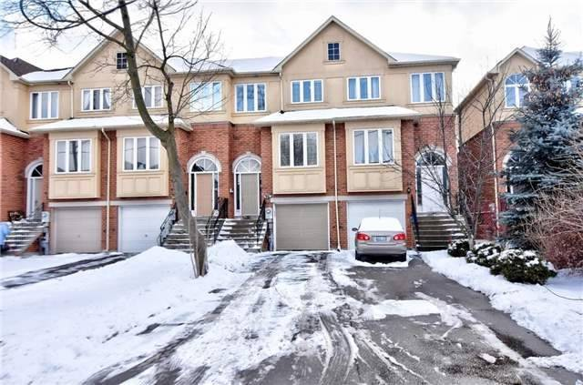 For Sale: 96 Benson Avenue, Richmond Hill, ON | 3 Bed, 4 Bath Townhouse for $888,000. See 20 photos!