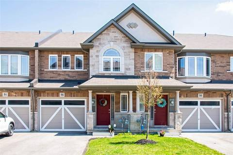 Townhouse for sale at 96 Bloom Cres Stoney Creek Ontario - MLS: H4053899